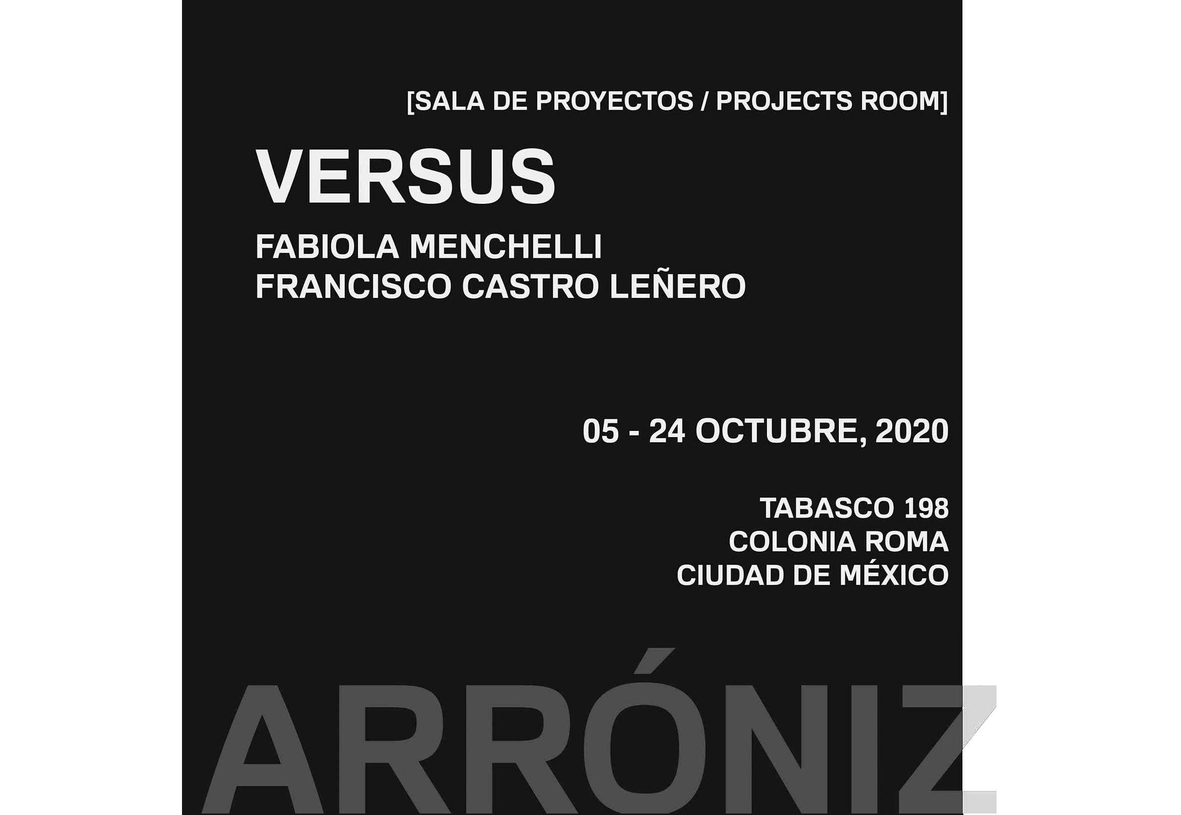 VS. Menchelli CastroLeñero 6