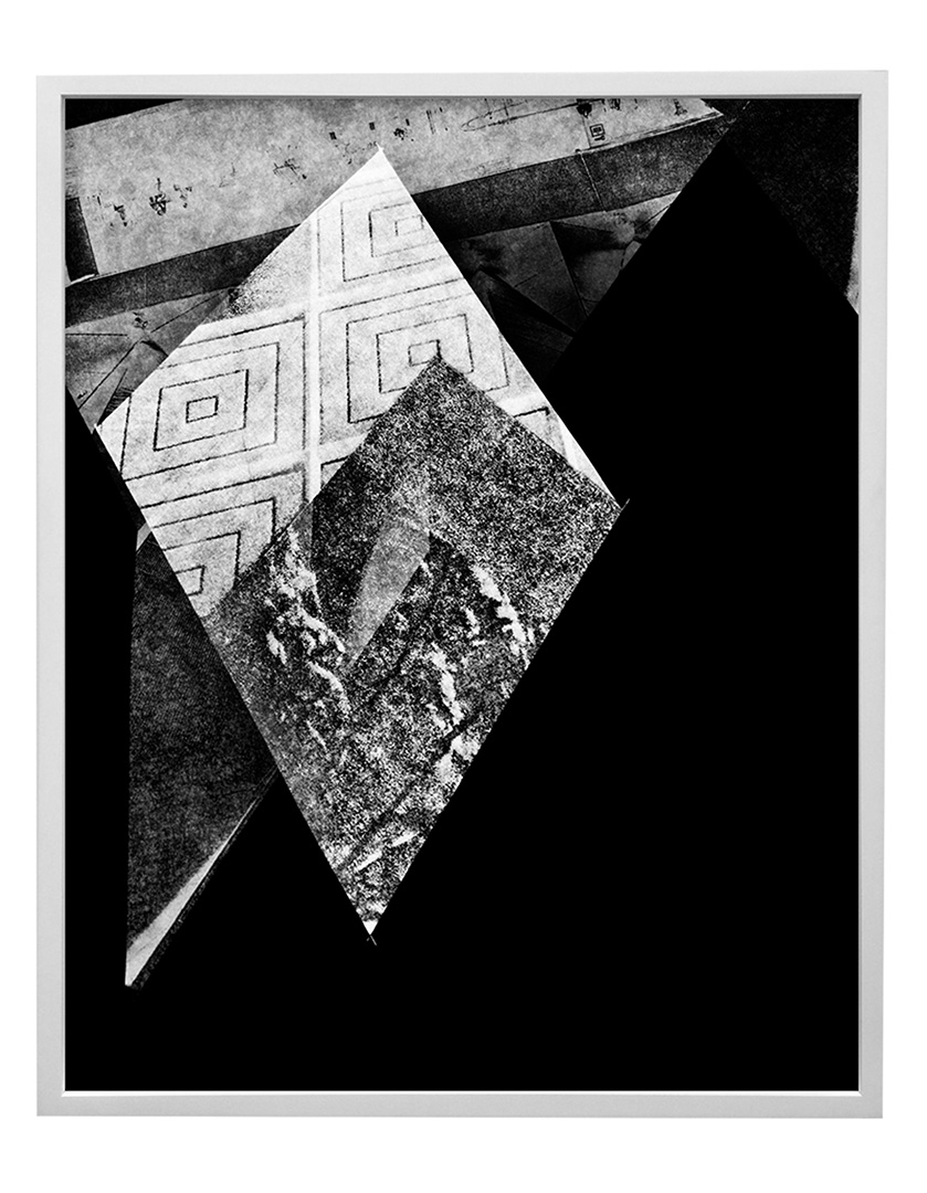 "Fabiola Menchelli, Hallucinations No. 3, 2013, Archival pigment print on fiber paper, 20"" x 16"" / 50 x 40 cm"