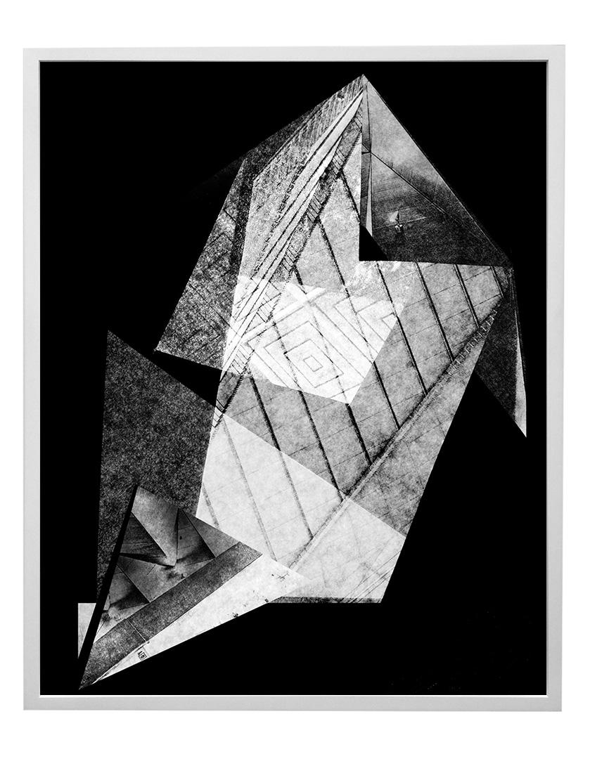 "Fabiola Menchelli, Hallucinations No. 8, 2013, Archival pigment print on fiber paper, 11"" x 14"" / 35.5 x 28 cm"