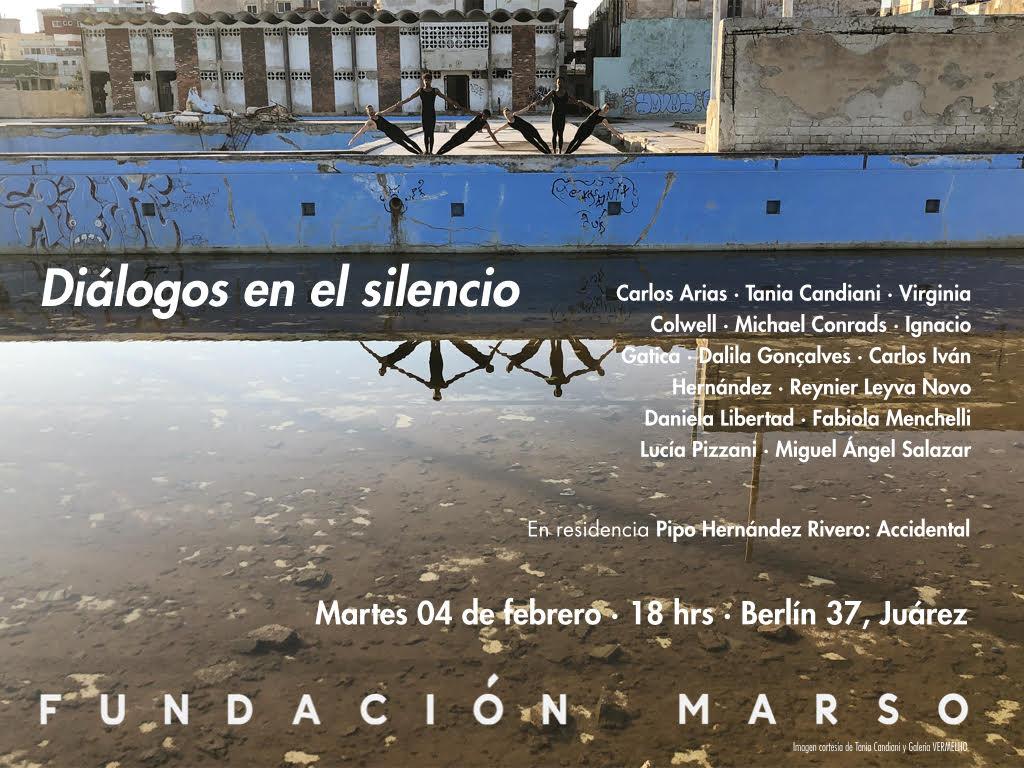 Dialogos en el Silencio – MARSO